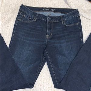 Old Navy Jeans short mid rise. New without tags